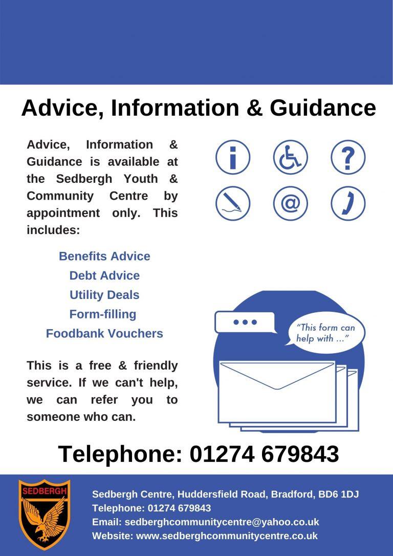 advice information guidance