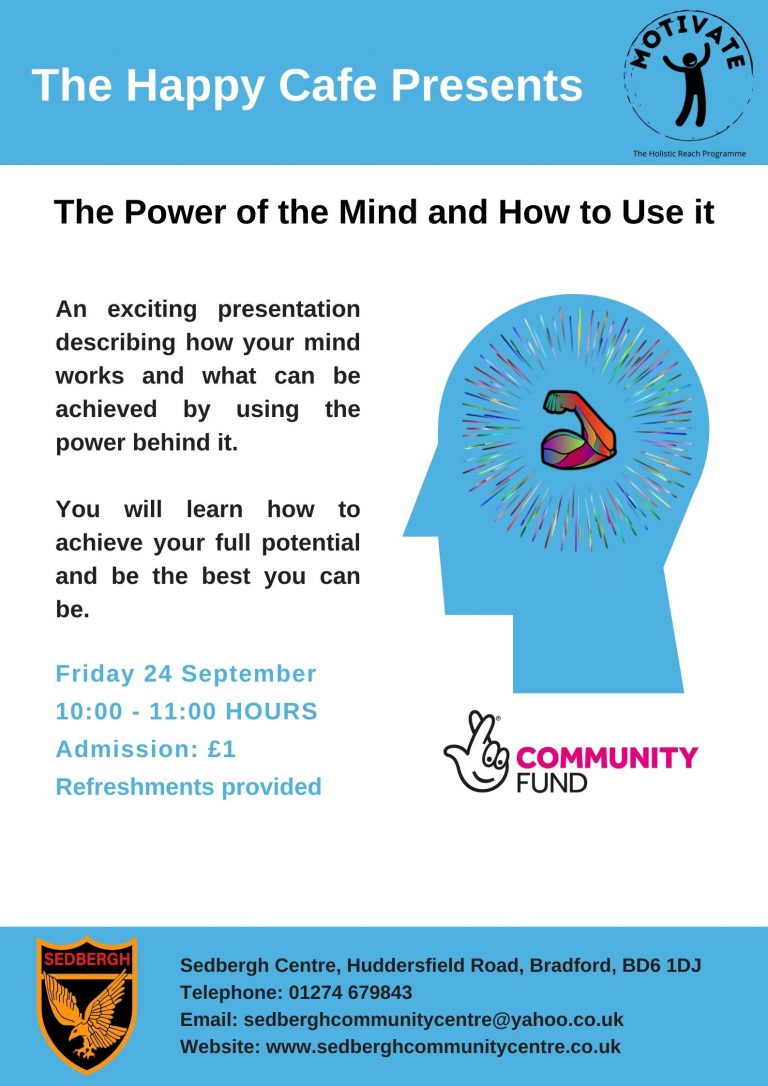 power of the mind talk