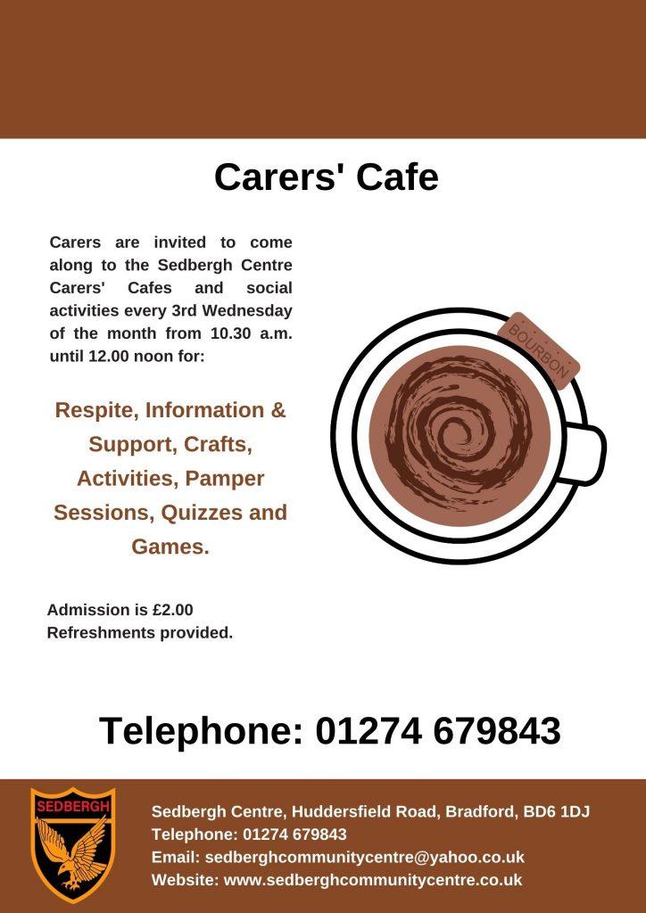 carers cafe